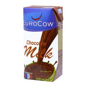 sữa tươi eurocow vị sô cô la