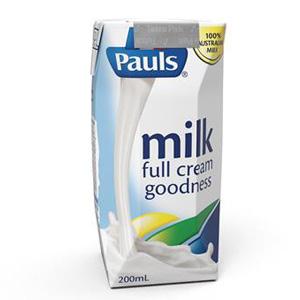 sữa Pauls Full Cream Godness