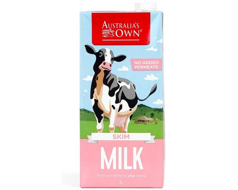 Sữa Australia Own Skim Milk