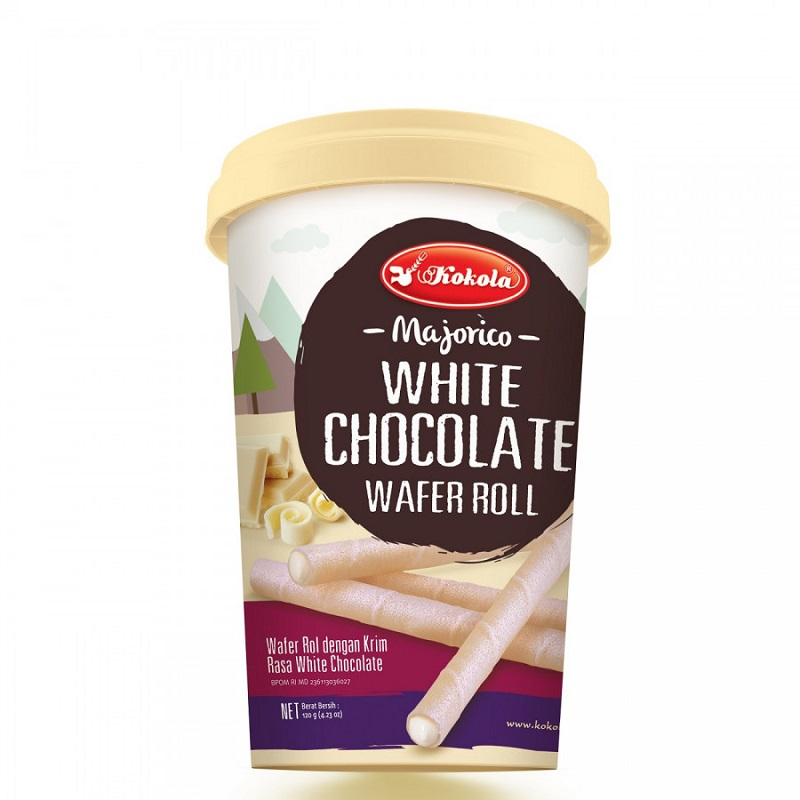 Socola Majorico Kokola White Chocolate
