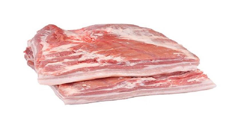 thành phẩn dinh dưỡng thịt heo