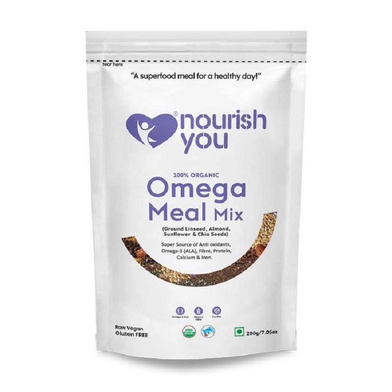 Hạt Organic hỗn hợp