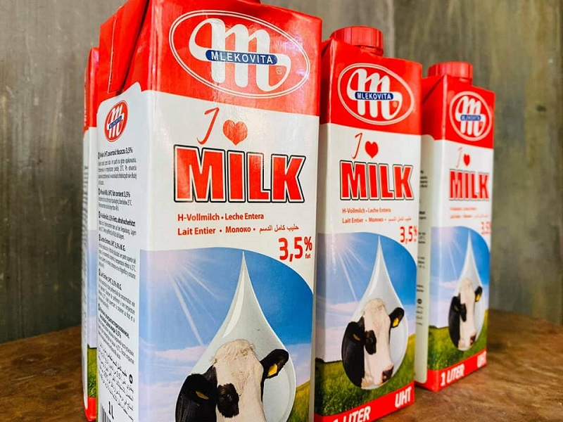 Mua sữa tươi nhập khẩu ở đâu tốt nhất