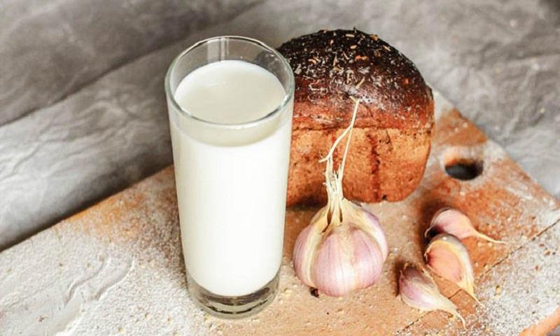 Sữa tỏi