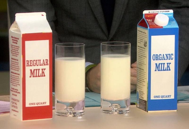 Sữa tươi organic
