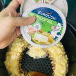 Bí quyết làm tôm nướng phô mai EuroCow tại nhà ngon và hấp dẫn nhất