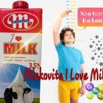 Sữa tăng chiều cao cho bé và người lớn mà các bà mẹ quan tâm?