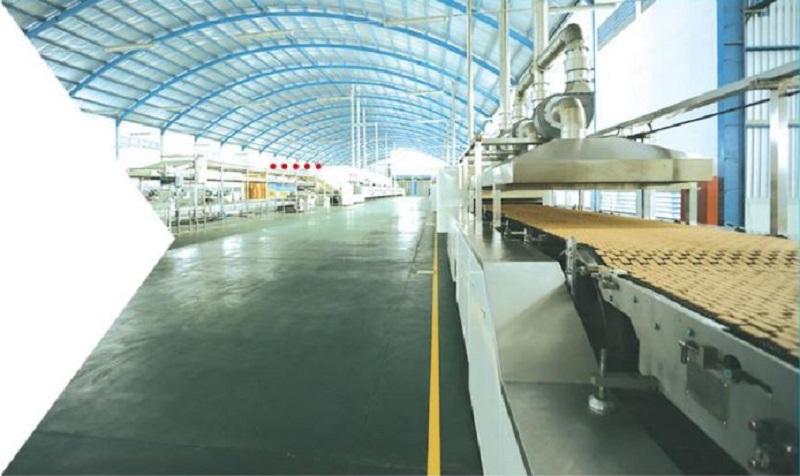 Nhà máy sản xuất bánh