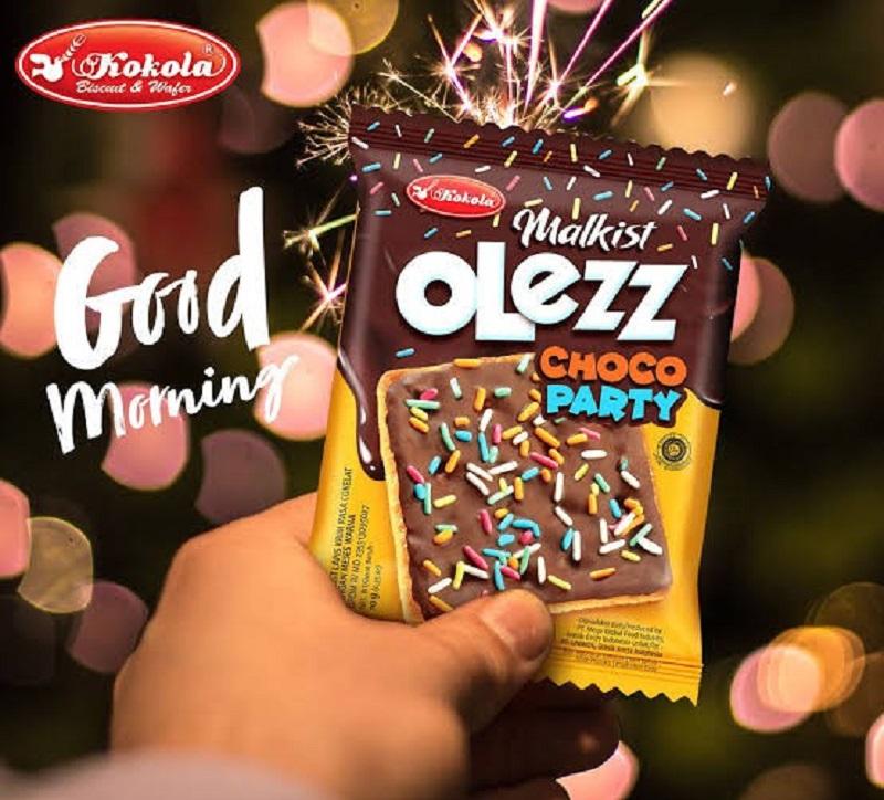 Kokola Malkist Olezz Choco Party