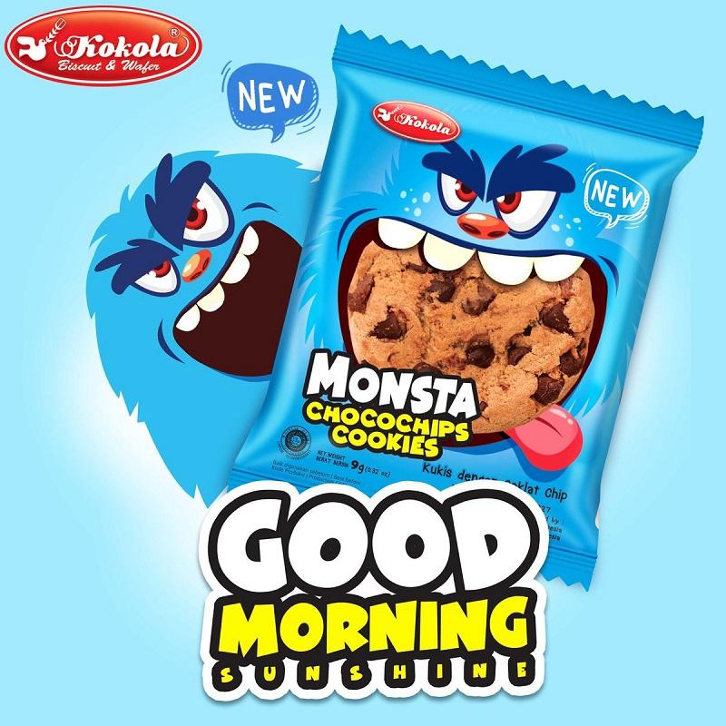 Monsta Chocochips Cookies