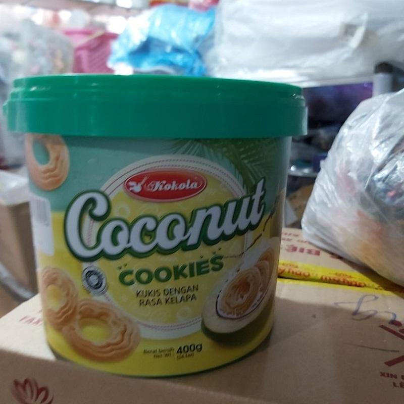 Bánh quy xô coconut