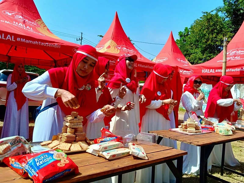 Hội chợ Bánh quy giòn Kokola