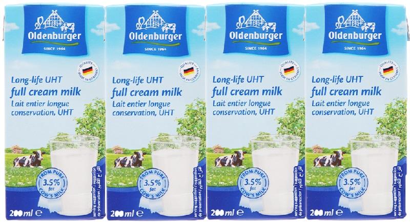 Sữa tươi Oldenburger Full Cream