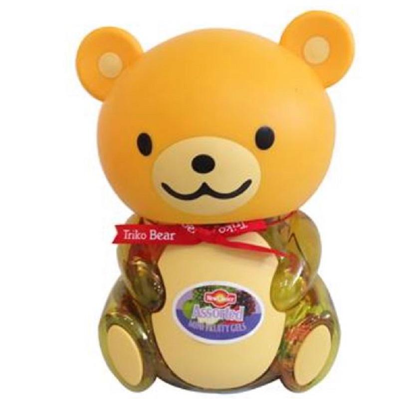 Hình dạng con gấu rất đẹp và dể thương